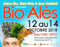 Salon Bio d'Alès