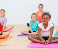 Ouverture cours de yoga enfants